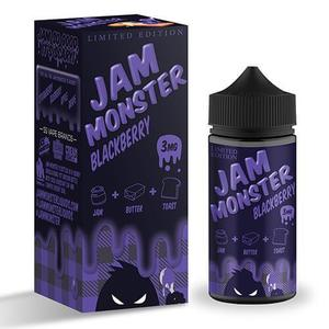[Jam Monster eJuice] 블랙베리 Blackberry (Limited Edition) (80VG) 100ml