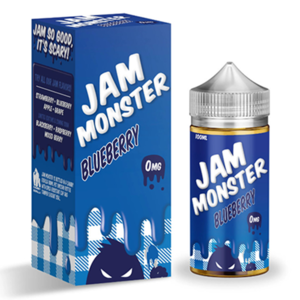 [Jam Monster eJuice] 블루베리 Blueberry (80VG) 100ml