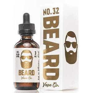 [Beard Vape Co] 딜리셔스 시나몬 퍼넬 케이크 Delcious Cinnamon Funnel Cake (80VG) 60ml