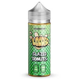 [Loaded E-Liquid] 글레이즈드 도넛츠/Glazed Donuts (70VG) 120ml
