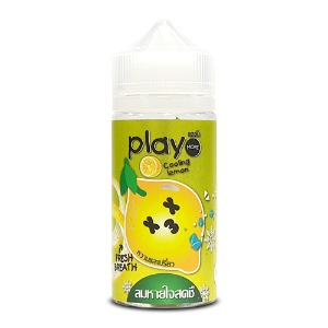 [Play More] 쿨링 레몬/Cooling Lemon (60VG) 100ml